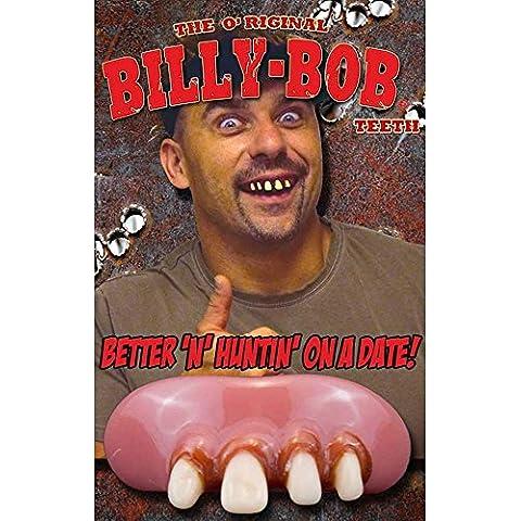 Billy Bob Teeth 10051 Billy Bob dientes falsos