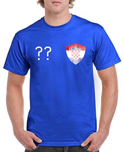 Druck NAME NR rot Montenegro Kinder BABY BODY Größe WM 2018 T-Shirt Trikot