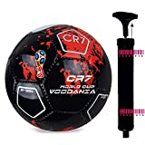 Voodania Avatoz Brazuca Replica Football - Size: 5, Diameter: 26 Cm