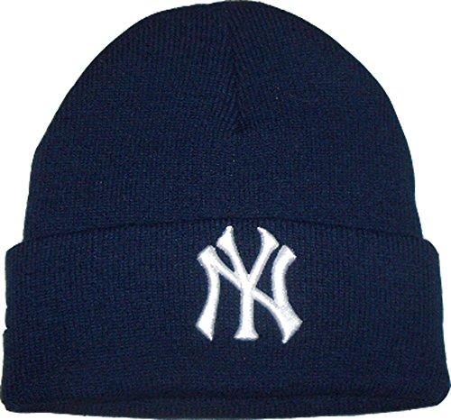 new-era-wollmutze-beanie-ny-logo-major-league-baseball-weiches-dehnbares-material-aus-100-acryl-navy