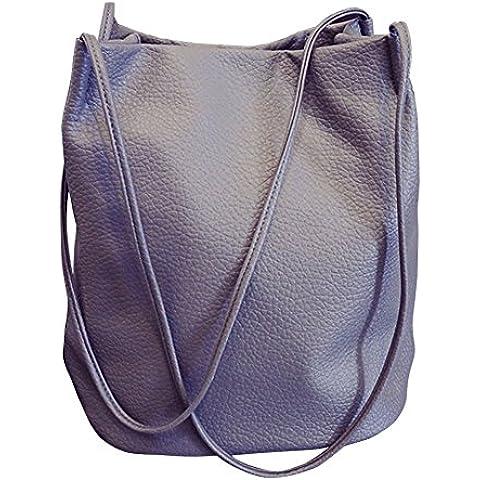 Singolo-tracolla Messenger Bag Handbag femminile a forma