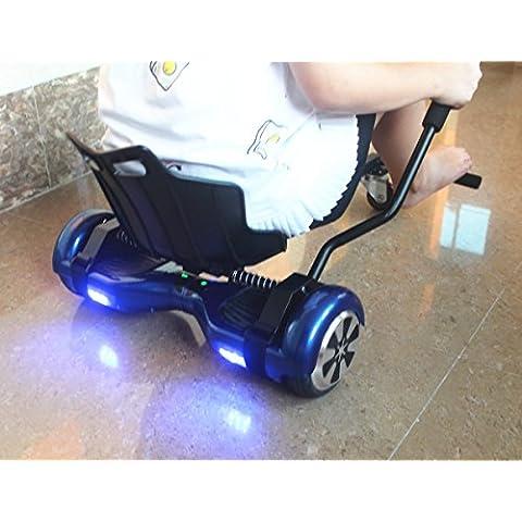 Negro Mini Kart Tablas de Hover accesorios Kart Coche Syle Soporte hoverkart para 6.5