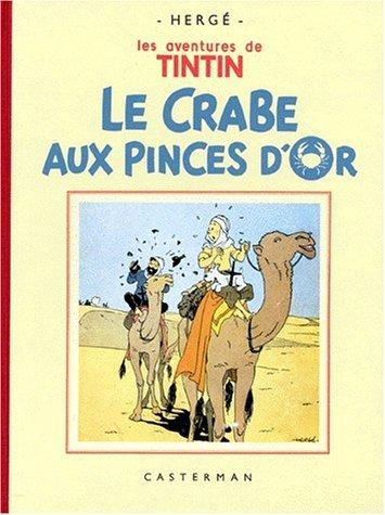 Les Aventures de Tintin : Le Crabe aux pinces d'or : Edition fac-simil?? en noir et blanc by Herg?? (1993-05-04)