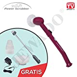 Starlyf Power Scrubber Schnurlose Reinigungs- Drehbürste - Original aus TV-WERBUNG