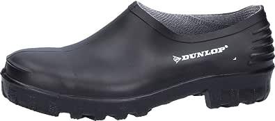 Dunlop Protective Footwear (DUO19) Men's Dunlop Monocolour Wellie Shoe Safety Clogs