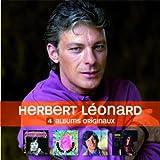 4 CD Originaux : Si Je Ne T'Aimais Qu'un Peu - Tel Quel - Quelque Chose Tient Mon Coeur - Trois Pas Dans le Silence