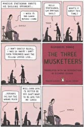 The Three Musketeers (Penguin Classics Deluxe Edition) by Alexandre Dumas (2007-08-28)