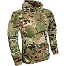 Viper Hombres Tactical Paño Grueso y Suave Hoodie V-Cam tamaño L