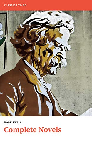 Mark Twain. The Complete Novels book cover