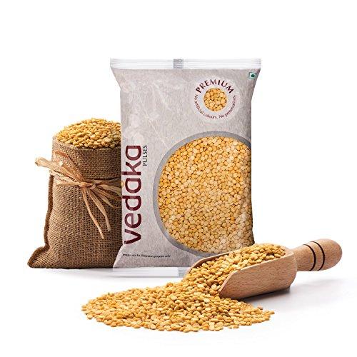 Amazon Brand – Vedaka Premium Toor/Arhar Dal, 1 kg