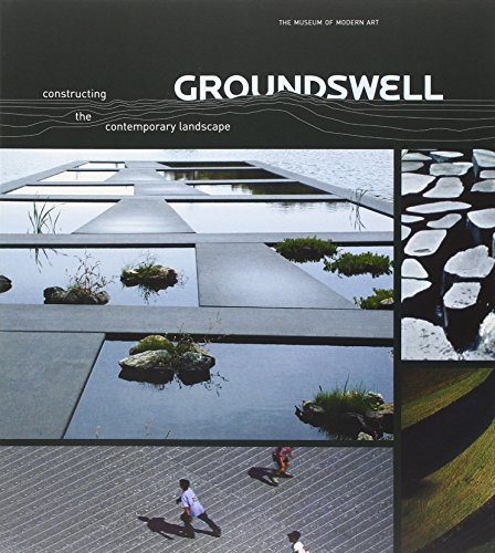 Groundswell: Contructing The Contemporary Landscape par Peter Reed