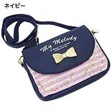 Unbekannt K Company Sanrio My Melody Mini Schultertaschen Navy Blau CMS1-MY-NV