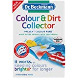 Dr. Beckmann Colour & Dirt Collector with Microfibre, 24 Sheets