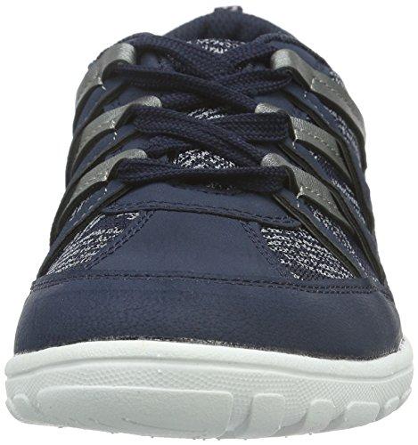 Supremo Damenschuhe Damen Sneakers Blau (Navy)