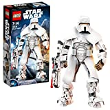 Die besten LEGO Star Wars Action-Figuren - LEGO Star Wars Range Trooper 75536 Baubare Figur Bewertungen