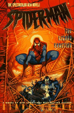 Spider Man The Lizard Sanction by Diane Duane (October 17,1995)