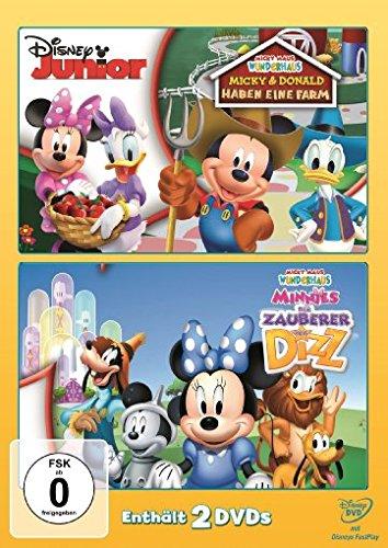 Der Zauber von Dizz/Micky und Donald haben eine Farm (2 DVDs)