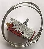 Daniplus KDF25x - Termostato de repuesto para 077B6715 Danfoss 25T65 EN60730-2-930017122