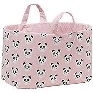 Funny Baby 629650 - Bolsa juguetes, 30 x 45 x 27 cm, color pandy rosa