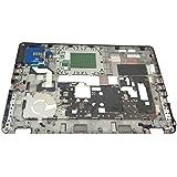 HP 730800-001 Top case refacción para notebook - Componente para ordenador portátil (Top case, HP, Negro, Plata)