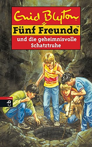 Fünf Freunde und die geheimnisvolle Schatztruhe (Einzelbände, Band 32) (Die Schatztruhe Juwelen)