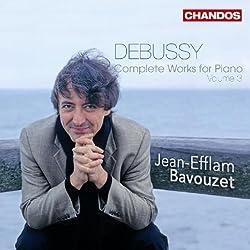 Claude Debussy: Klavierwerke Vol.3 - Suite Bergamasque Children's Corner U.a.