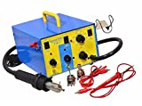 Inditrust Quick 900 3-in-1 SMD Rework Station hot air gun with 12W Micro