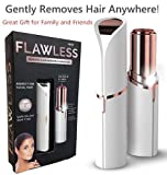 Wonderz Flawless Wax Finishing Touch Hair Remover Epilator Razor for Women