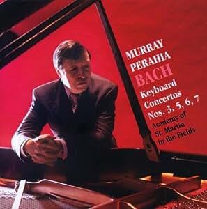 Bach: Keyboard Concertos Nos. 3, 5, 6 & 7