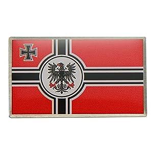 Gudeke Fahne Flagge Deutsches Reich Deutschland Reich Flagge Pin Herren Abzeichen