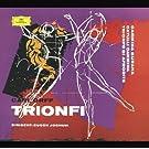 Orff: Carmina burana; Catulli Carmina; Trionfo d'Afrodite (2 CDs)