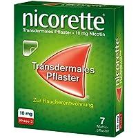 Preisvergleich für NICORETTE TX 10mg 7 stk