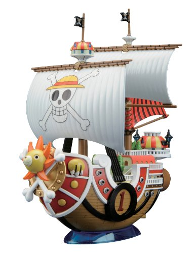 Bandai Hobby Thousand Sunny Model Ship « d'Une pièce » - Collection Grand Ship