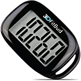 3DFitBud Simple Step Counter Walking 3D Pedometer - Best Reviews Guide