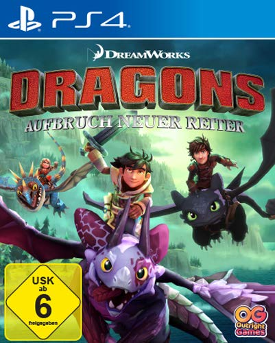 Dragons - Aufbruch neuer Reiter - [PlayStation 4] (Dragon Dogma Dark Arisen)