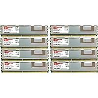 Komputerbay 16GB (8x 2GB) DDR2 PC2-5300F 667MHz CL5 ECC Fully Buffered 2Rx4 FB-DIMM (240 PIN) con dissipatori di calore