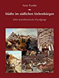Städte im südlichen Siebenbürgen: Zehn kunsthistorische Rundgänge (Potsdamer Bibliothek östliches Europa - Kulturreisen) - Arne Franke