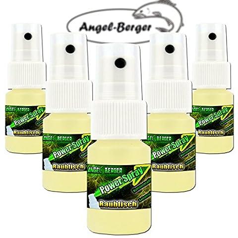 Angel Berger Power Spray Lockstoff Attractor (Raubfisch)
