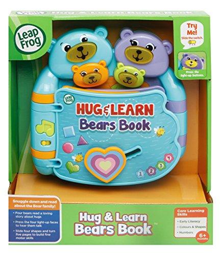 LeapFrog 600403 Hugs et Rhyme Bears Livre