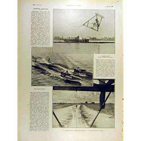 Una Barca di 1930 Acrobatiche Pratica l