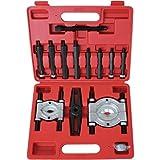 12tlg. Set Lagerabzieher Universalabzieher Werkzeug inkl. Koffer