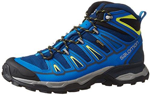 salomon-mens-x-ultra-mid-2-gtx-hiking-boots-blue-blue-depth-union-blue-gecko-green-10-uk