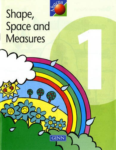 Abacus Year 1/P2: Shape, Space and Measures Workbook, Pack de 8 (New Abacus (1999))