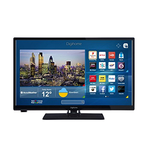 Digihome 24273SFVPT2HD Black 24I...