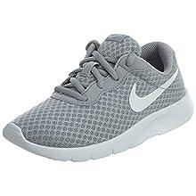 Nike Nike Tanjun (ps), Boy's Running Shoes, Grey (Wolf Grey/White/White 012), 13.5 Child UK (32 EU)