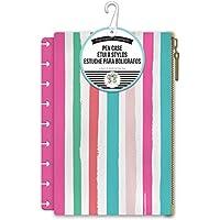 Me and My Big Ideas Estuche Snap-In Happy Planner Multi Stripe