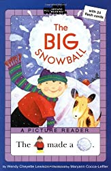 The Big Snowball (All Aboard Picture Reader) by Wendy Cheyette Lewison (2000-10-02)