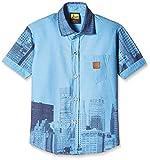 Seals Baby Boys' Shirt (AM8036_Multi-Col...
