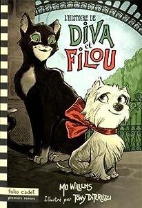 """Afficher """"L'histoire de Diva et Filou"""""""