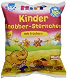 HiPP Knabber Sternchen mit Früchten, 7er Pack (7 x 30 g)